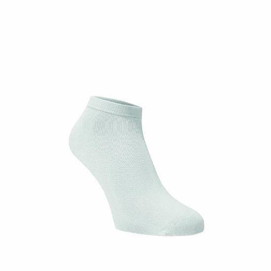 BENAMI Bambusové kotníkové ponožky Bílé Bílá Bambus 35-38
