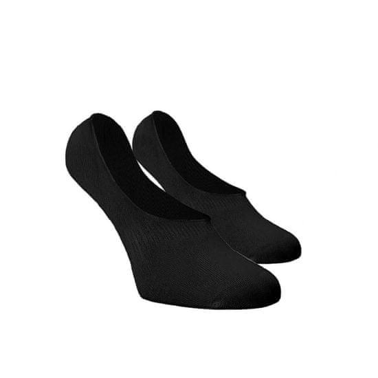 BENAMI Neviditelné ponožky ťapky černé Černá Bavlna 35-38