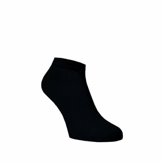 BENAMI Bambusové kotníkové ponožky Černé Černá Bambus 35-38