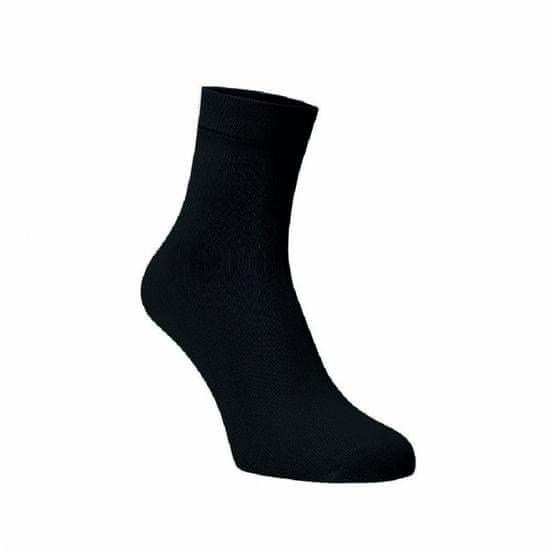 BENAMI Bambusové střední ponožky černé Černá Bambus 35-38