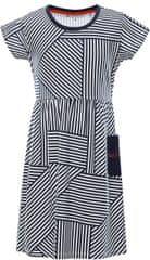 ALPINE PRO dekliška obleka Zenno, 104 - 110, temno modra