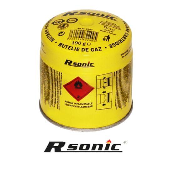 Alum online Plynová kartuša náplň do plynového variča 190g - Rsonic