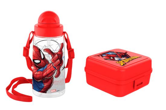 Invictus 1928 Disney Desiatový box s fľašou Spiderman