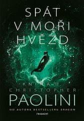 Christopher Paolini: Spát v moři hvězd - Kniha II.