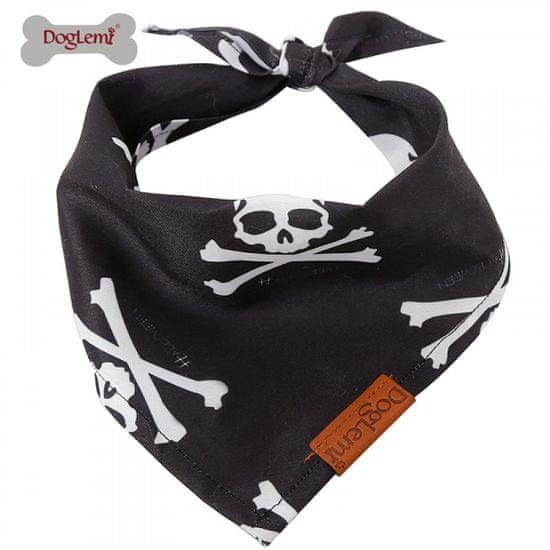 DogLemi pasja rutka, piratski motiv, 35-52 cm