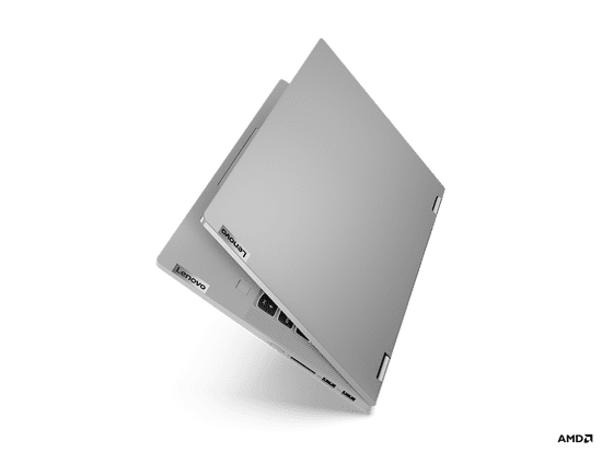 Lenovo IdeaPad Flex 5 prenosnik, 35.6 cm FHD, R5 5500U, 8/512, W10, siv (82HU004XSC)