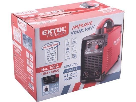 Extol Premium invertor svařovací 160A