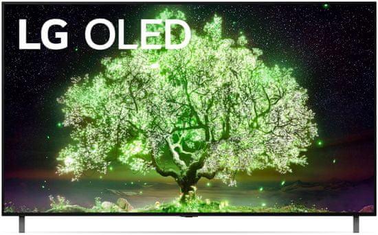 LG OLED77A1 (2021)