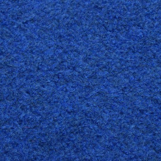 shumee Spodná lišta na umelú trávu 5x1 m modrá