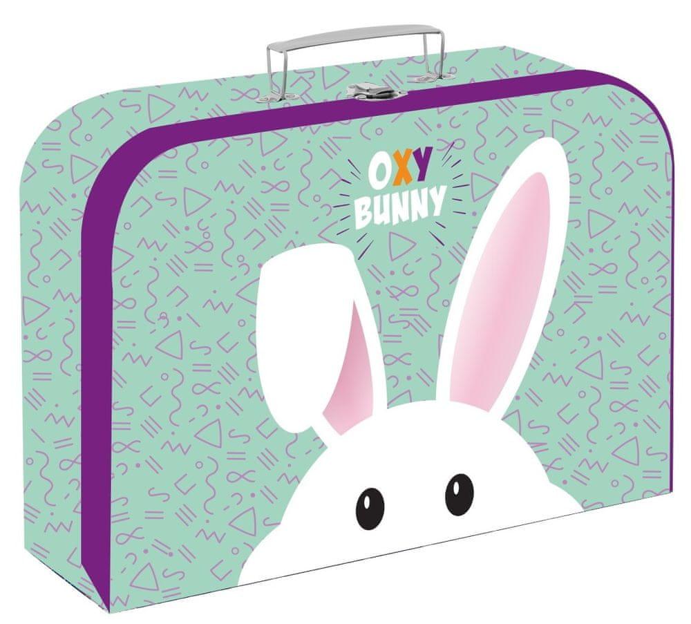 Karton P+P Kufřík lamino 34 cm Oxy Bunny
