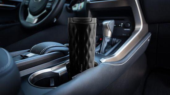 Rosmarino termo lonček za kavo, 500 ml, črn