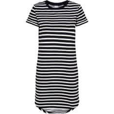 Jacqueline de Yong Dámské šaty JDYIVY LIFE 15227286 Black (Velikost S)