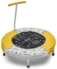 PLUM dječji trampolin sa zvukovima Jungle