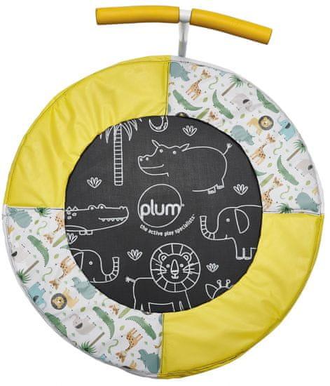 PLUM Detská trampolína so zvukmi Jungle - použité
