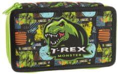 Stil dvonadstropna šolska peresnica T-rex