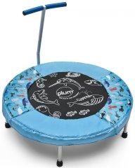 PLUM dječji trampolin sa zvukovima Ocean