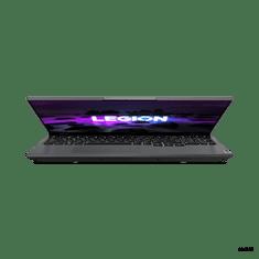 Lenovo Legion 5 Pro prenosnik, 40.6 cm QHD, R7 5800H, 16/1TB, W10, RTX3060, siv (82JQ0025SC)