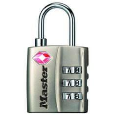 MasterLock 4680EURDNKL Visací kombinační zámek TSA