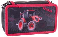 Stil piórnik szkolny trzypiętrowy Traktor