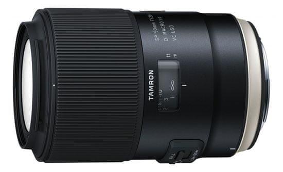Tamron objektiv SP 90/2,8 Makro 1:1 VC USD (Nikon)
