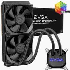 EVGA WATERCOOLER CLC 240 All in One RGB LED vodno hlajenje za procesor