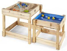PLUM drveni stolovi za igru 2u1