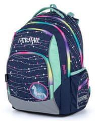 Karton P+P Školní batoh OXY Style Mini Unicorn pattern