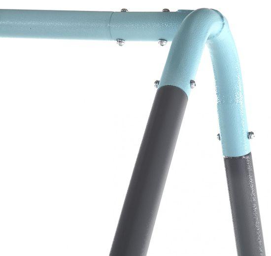 PLUM okrugla ljuljačka s metalnom konstrukcijom i mlaznicom za maglu