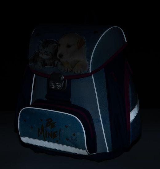 Karton P+P anatomski nahrbtnik PREMIUM, hišni ljubljenčki