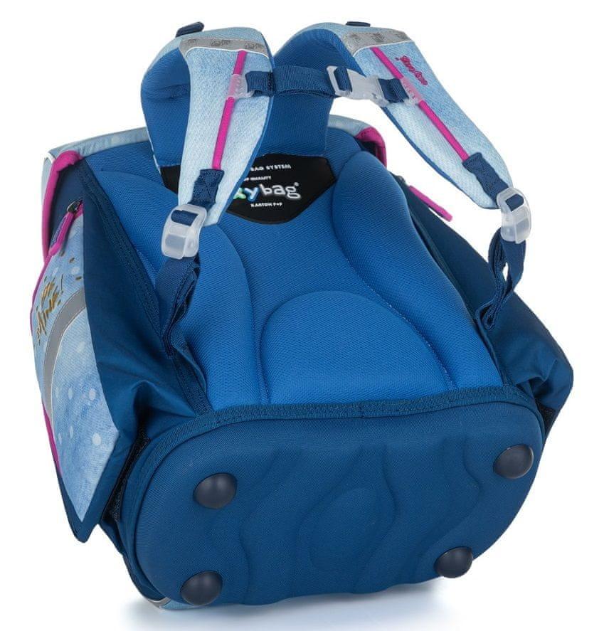 Karton P+P Anatomický batoh PREMIUM mazlíčci