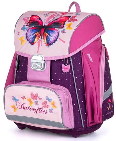 Karton P+P Anatomický batoh PREMIUM Motýl
