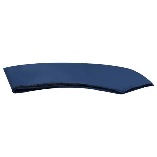 shumee Strieška Bimini s 2 oblúkmi námornícka modrá 150x120x110 cm