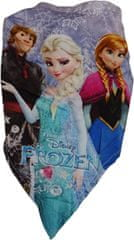Šátek Frozen fialový.