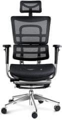 Diablo Chairs V-Master, fekete (5902560334470)