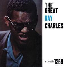 Charles Ray: Great Ray Charles (mono) - LP