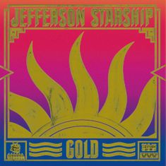 Jefferson Starship: Gold (coloured) (2x LP) - LP