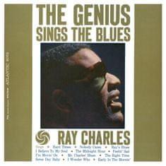 Charles Ray: Genius Sings The Blues (mono) - LP