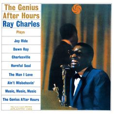Charles Ray: Genius After Hours (Mono) - LP
