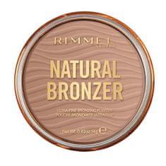 Rimmel Bronze r Natura l ( Ultra -Fine Bronzing Powder) 14 g (Odstín 001)