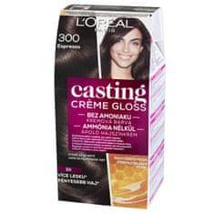 L'ORÉAL PARIS Barva na vlasy Casting Crème Gloss (Odstín 600 Světlý kaštan)