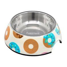 Fuzzyard posoda za psa 2v1 GO NUTS, 0,81 l