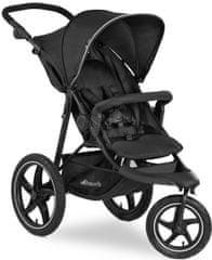 Hauck wózek dziecięcy Runner 2 black 2021