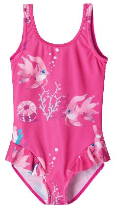 Reima dievčenské jednodielne plavky Korfu