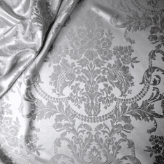 Naturaland Svilena prevleka za vzglavnik/PORTOFINO - Žakard svila / 31 momme (mm), na zadrgo, 60x80