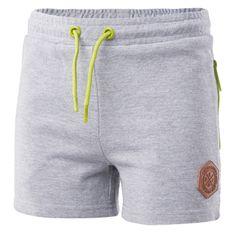 Bejo kratke hlače za dječake Eddy Kdb, 110, sive