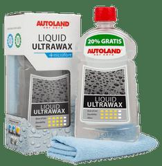 AUTOLAND Tekoči vosek – Ultrawax in mikrokrpa Autoland 500ml