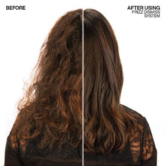 Redken Glajenje balzam za nediscipliniranih las in krepatějící Frizz Dismiss (Conditioner)