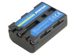 Avacom Sony NP-FM50, FM51 Li-Ion 7.2V 2000mAh 14.4Wh
