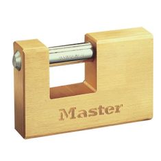 MasterLock 606EURD Obdélníkový visací zámek pro všeobecnou ochranu - 60mm