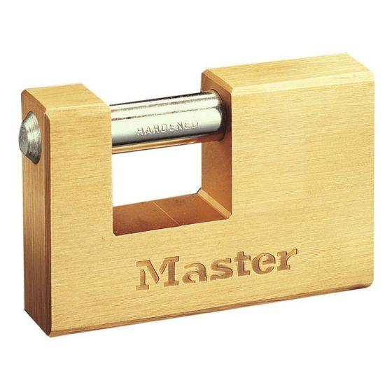 MasterLock 607EURD Obdélníkový visací zámek pro všeobecnou ochranu - 76mm
